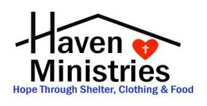 Haven Ministries - Hope Through Shelter, Clothing & Food